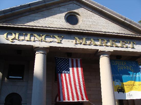 Freedom Trail: Quincy Market