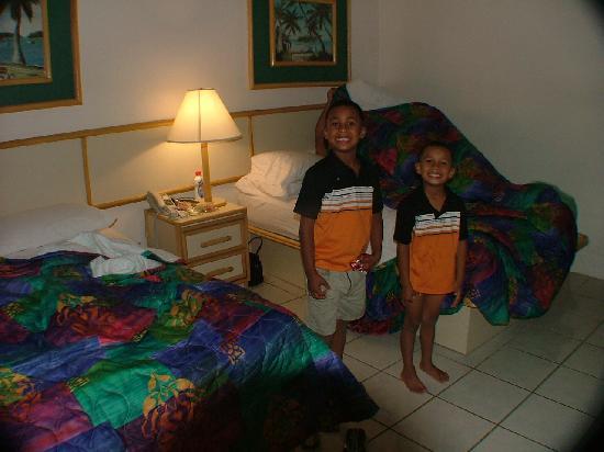 Lajas, Puerto Rico: Hermosas y comodas habitaciones