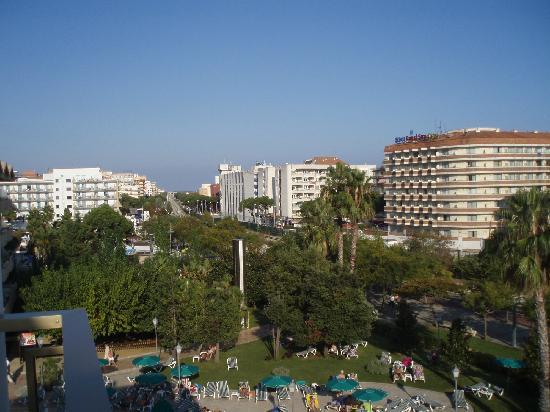 Aqua Hotel Aquamarina & Spa: View from room
