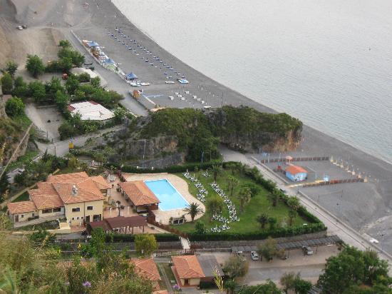 San Nicola Arcella, Italia: struttura