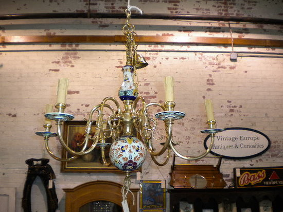 Vintage Europe Antiques: French Chandelier