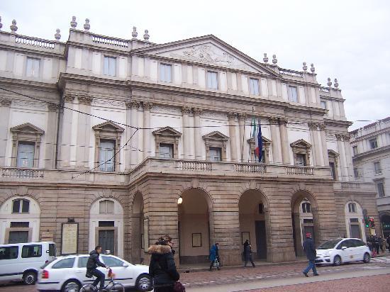 Easitalytours: La Scala - wonderful!