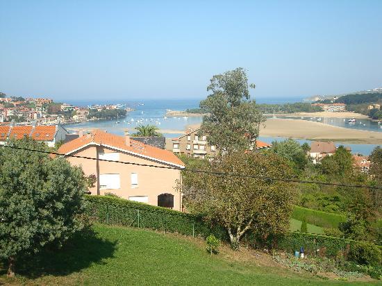 Hotel Azul de Galimar: vistas desde habitacion