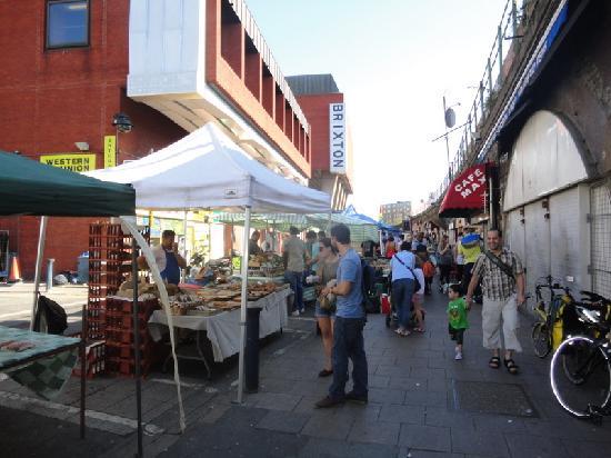 Brixton: Farmers Market