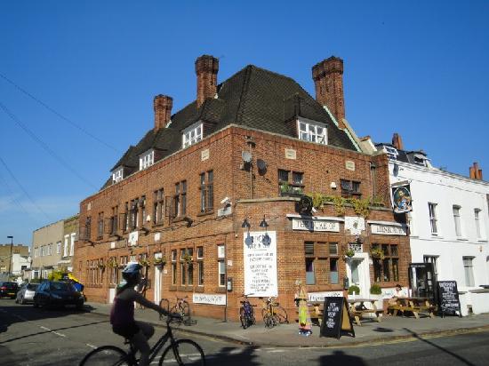 Brixton: The Duke of Edinburgh