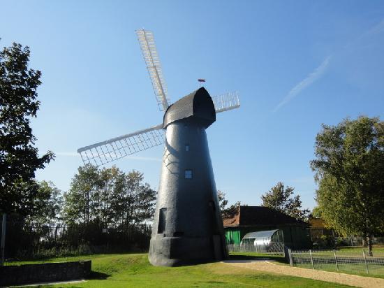 Brixton: il mulino a vento