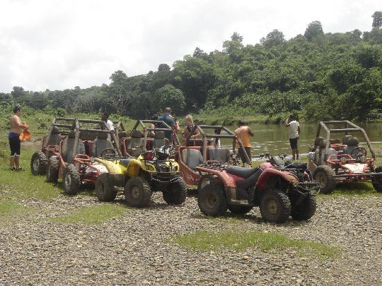 Pro excursions Bayahibe: vive la boue et le buggy