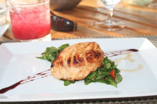 Tropica Restaurant & Bar: Fish