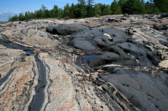 Massasauga Provincial Park : Wreck Island