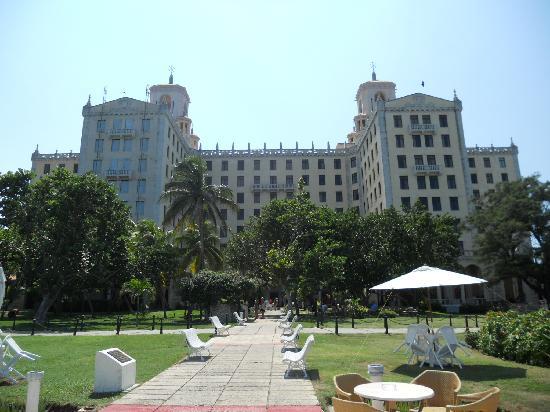 Hotel Nacional de Cuba: El hotel