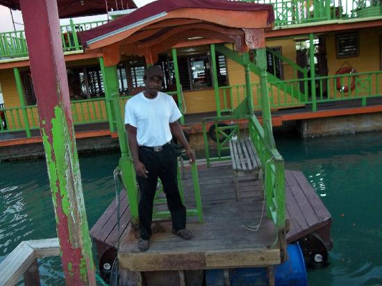 Houseboat restaurant montego bay