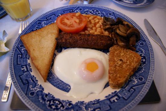 Queen Annes Guest House: Breakfast
