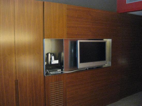 โรงแรมพูลแมน บาร์เซโลน่า สกิปเปอร์: 2nd floor room