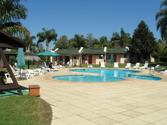 Arapey Oasis Termal: Piletas hotel