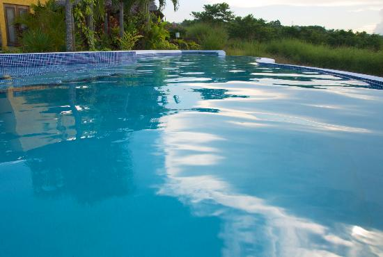 Hacienda Puerta Del Cielo Eco Spa: The pool is really heavenly
