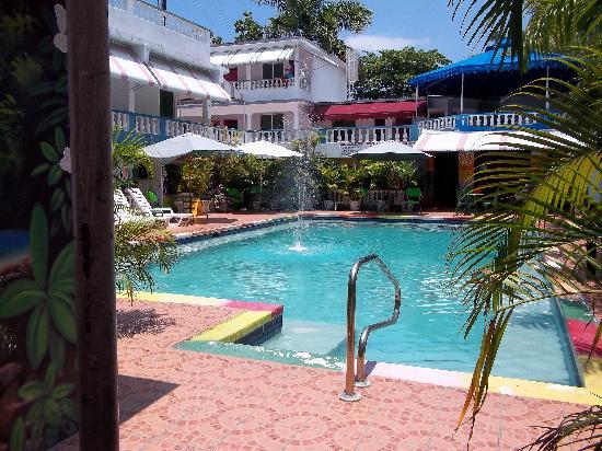 Hotel Gloriana & Spa: Nice Pool
