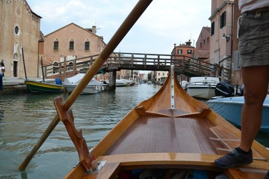 Row Venice: the real thing