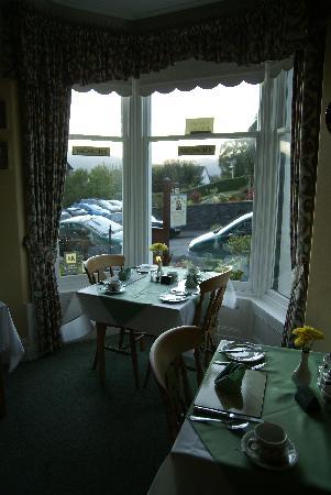 Badgers Wood Guest House: breakfast room