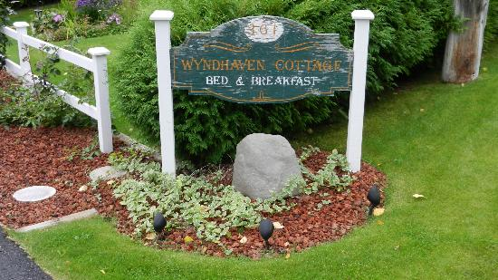 Wyndhaven Cottage Bed and Breakfast. : A place you will remember