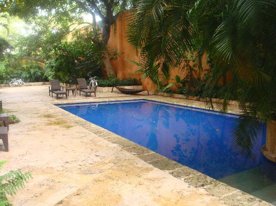 Casa Pestagua Hotel Boutique, Spa: Swimming pool