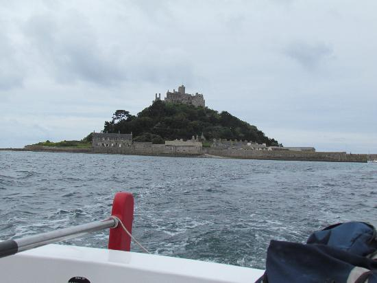 The Old Post Office: St Michael's Mount
