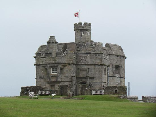The Old Post Office: Pendennis Castle