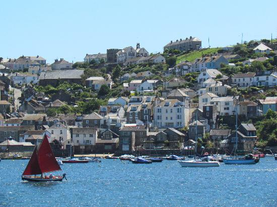 The Old Post Office: Fowey