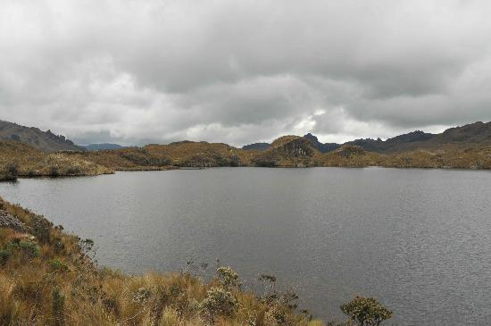 El Cajas National Park: Laguna Toreadora