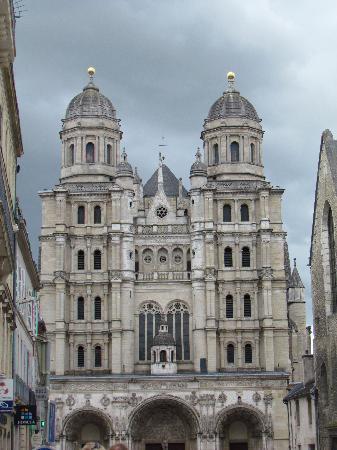 Hotel De Paris Dijon : Notre Dame Dijon