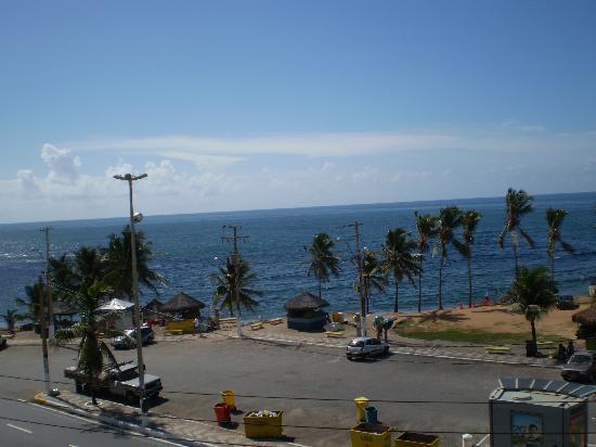 Bahia Sol e Mar: Vista al frente de la habitación
