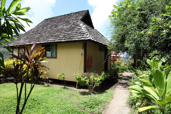 Pension Kanahau : Bungalow