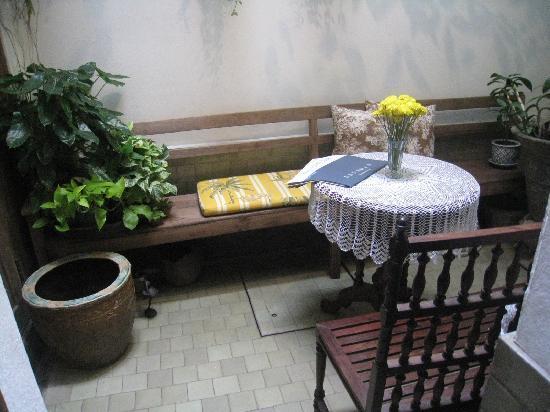The Bhuthorn: ここで朝食を頂きました
