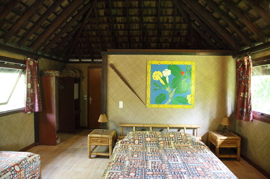 Le Manotel : Schlafzimmer