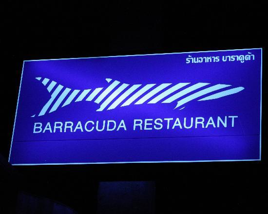 Barracuda Restaurant : Logo
