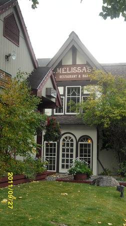 Melissa's Restaurant and Bar: Melissa's