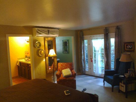 Old Ranch Inn: Das Zimmer