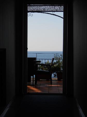Hotel Sole Maiori : terrazza