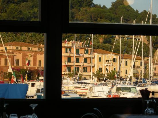 La Caravella: Vista dal ristorante