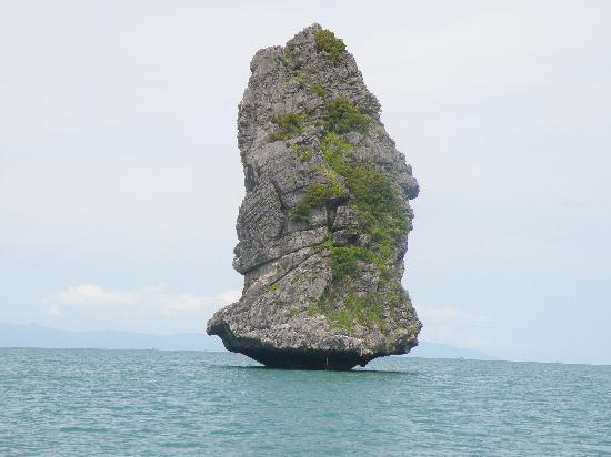 Ang Thong, Tailandia: James Bond Island