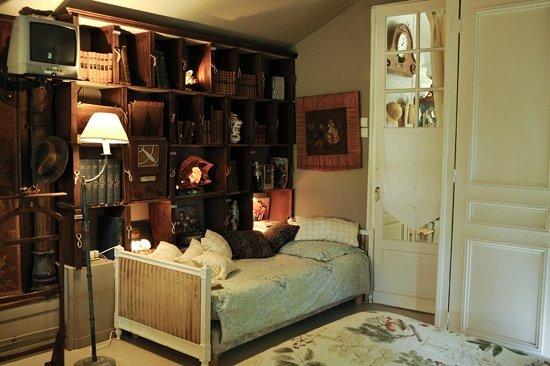 Chez Nous Hôtes : chambre