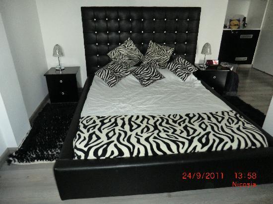 Asty Hotel: Zebra room 1