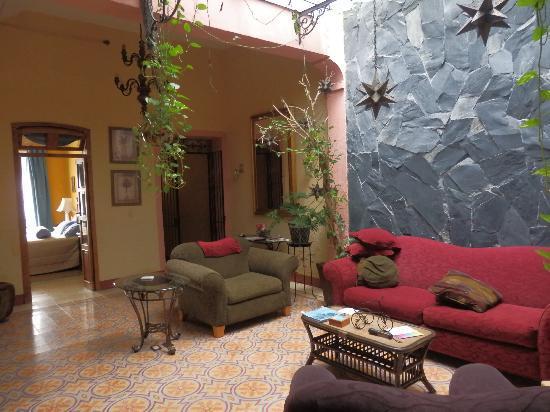 Casa Rayon: Living Room