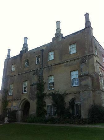 Mottisfont House