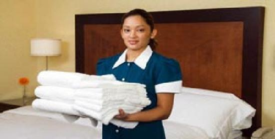 Century Bay Private Residence: Housekeeping Service