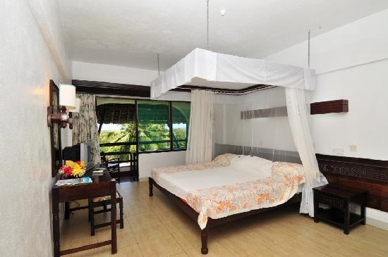 Reef Hotel : Garden View Double Room