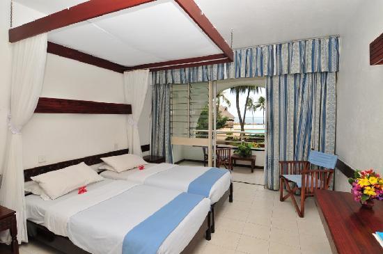 Reef Hotel : Sea Facing Room