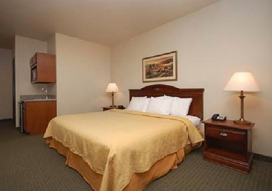 Quality Suites: Spacious Suite
