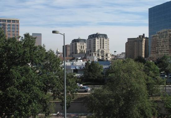 TownePlace Suites Denver Downtown: Blick aus dem Fenster