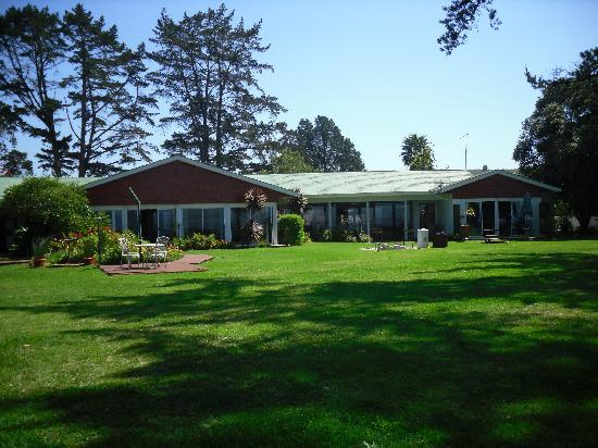 Lakeside Lodge & Spa: Main house with rooms and all facilities