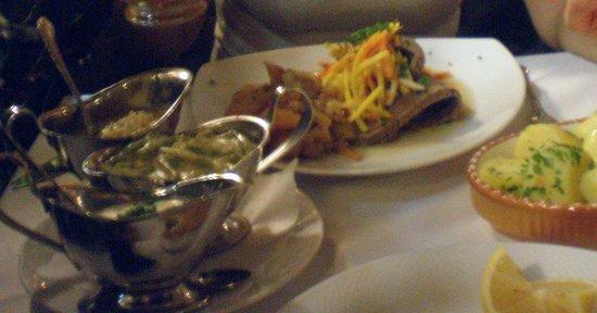 Griechenbeisl: tafelspitz